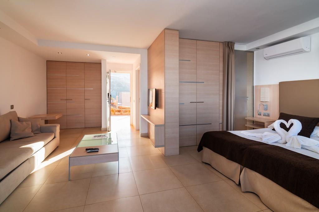 Habitación Deluxe